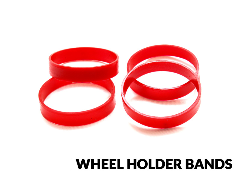 SRC Wheel Holder Bands