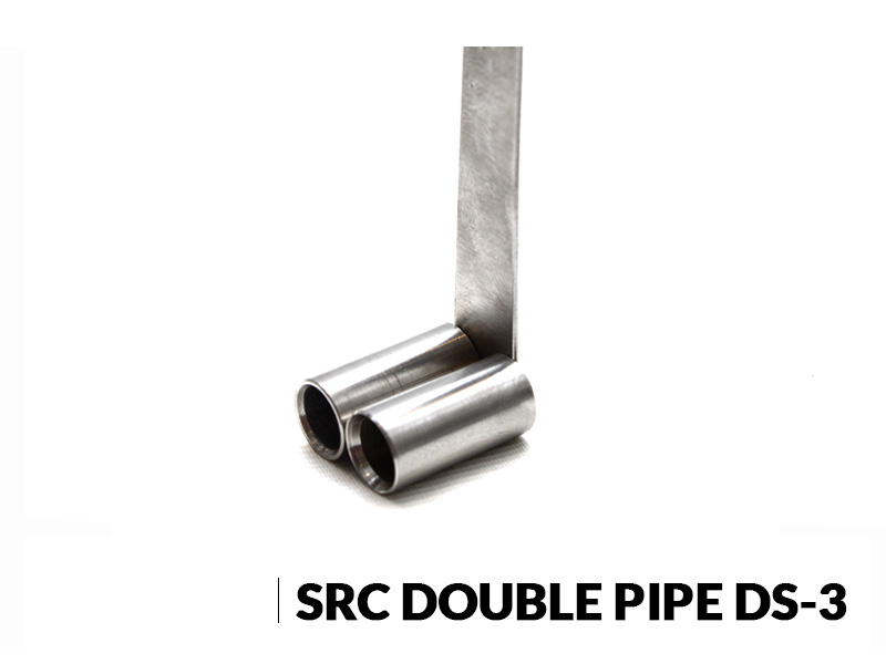 SRC Double Pipe DS-3