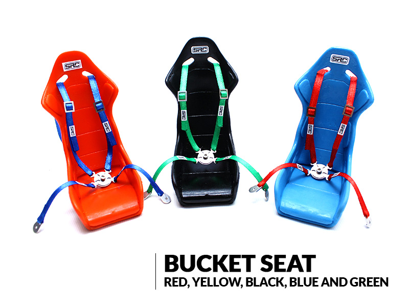 SRC Bucket Seats