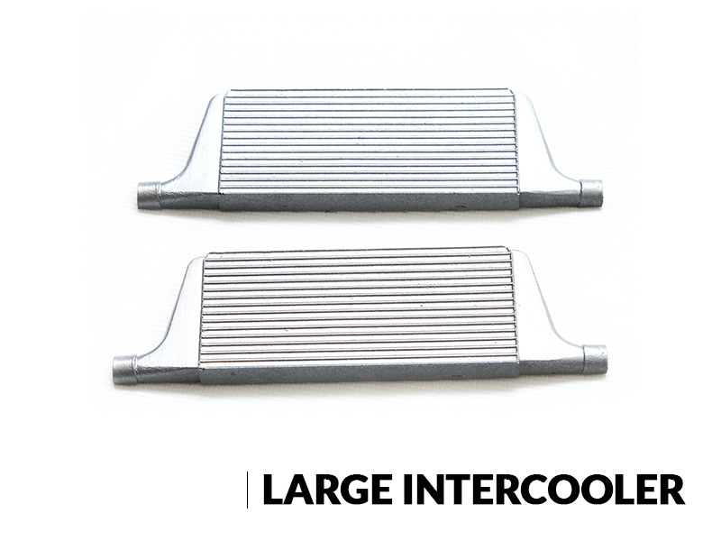 SRC Large Intercooler
