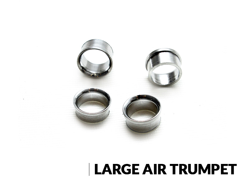 SRC Large Air Trumpets