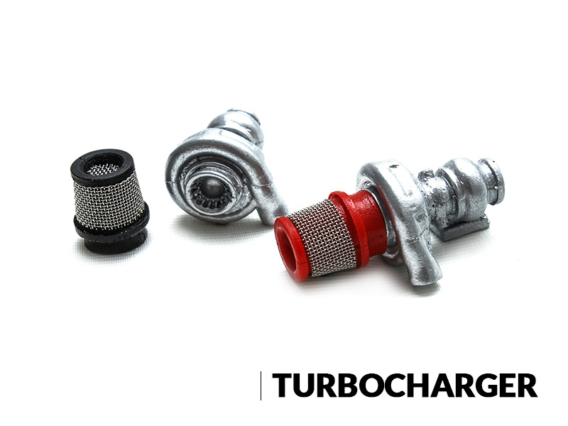 SRC Turbocharger
