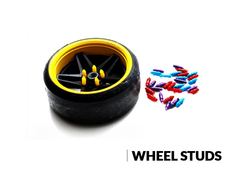 SRC Wheel Studs